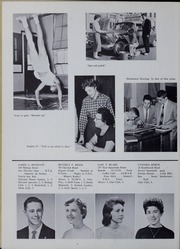 Page 22, 1958 Edition, North Quincy High School - Manet Yearbook (North Quincy, MA) online yearbook collection