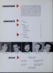Page 8, 1958 Edition, North Quincy High School - Manet Yearbook (North Quincy, MA) online yearbook collection