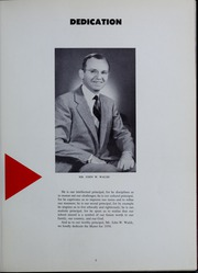 Page 9, 1958 Edition, North Quincy High School - Manet Yearbook (North Quincy, MA) online yearbook collection