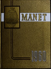North Quincy High School - Manet Yearbook (North Quincy, MA) online yearbook collection, 1960 Edition, Page 1