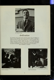 Page 15, 1965 Edition, North Quincy High School - Manet Yearbook (North Quincy, MA) online yearbook collection