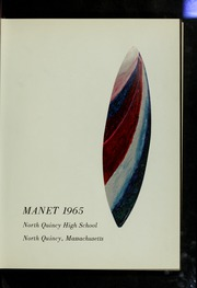 Page 5, 1965 Edition, North Quincy High School - Manet Yearbook (North Quincy, MA) online yearbook collection