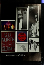 Page 15, 1968 Edition, North Quincy High School - Manet Yearbook (North Quincy, MA) online yearbook collection