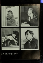 Page 9, 1968 Edition, North Quincy High School - Manet Yearbook (North Quincy, MA) online yearbook collection