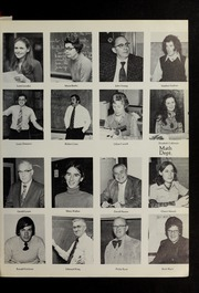 Page 17, 1974 Edition, North Quincy High School - Manet Yearbook (North Quincy, MA) online yearbook collection