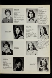 Page 55, 1976 Edition, North Quincy High School - Manet Yearbook (North Quincy, MA) online yearbook collection