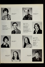 Page 57, 1976 Edition, North Quincy High School - Manet Yearbook (North Quincy, MA) online yearbook collection