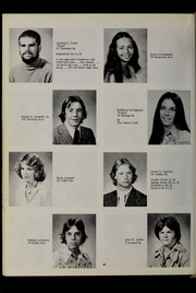 Page 64, 1976 Edition, North Quincy High School - Manet Yearbook (North Quincy, MA) online yearbook collection