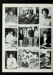 Page 14, 1987 Edition, North Quincy High School - Manet Yearbook (North Quincy, MA) online yearbook collection