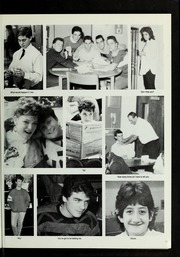 Page 15, 1987 Edition, North Quincy High School - Manet Yearbook (North Quincy, MA) online yearbook collection