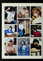 Page 16, 1987 Edition, North Quincy High School - Manet Yearbook (North Quincy, MA) online yearbook collection