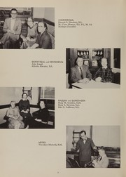 Page 12, 1957 Edition, Tewksbury High School - Scroll Yearbook (Tewksbury, MA) online yearbook collection