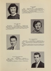 Page 17, 1957 Edition, Tewksbury High School - Scroll Yearbook (Tewksbury, MA) online yearbook collection