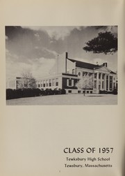 Page 6, 1957 Edition, Tewksbury High School - Scroll Yearbook (Tewksbury, MA) online yearbook collection