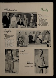 Page 11, 1958 Edition, Wachusett Regional High School - Wachusett Yearbook (Holden, MA) online yearbook collection
