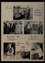 Page 14, 1958 Edition, Wachusett Regional High School - Wachusett Yearbook (Holden, MA) online yearbook collection
