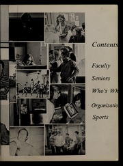 Page 7, 1971 Edition, Wachusett Regional High School - Wachusett Yearbook (Holden, MA) online yearbook collection