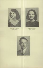 Page 14, 1942 Edition, Salem High School - Witch Yearbook (Salem, MA) online yearbook collection