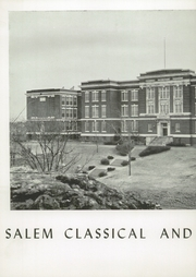 Page 12, 1946 Edition, Salem High School - Witch Yearbook (Salem, MA) online yearbook collection