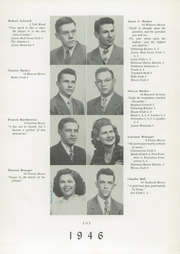 Page 17, 1946 Edition, Salem High School - Witch Yearbook (Salem, MA) online yearbook collection