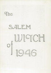 Page 7, 1946 Edition, Salem High School - Witch Yearbook (Salem, MA) online yearbook collection