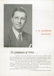 Page 8, 1946 Edition, Salem High School - Witch Yearbook (Salem, MA) online yearbook collection