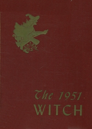 Page 1, 1951 Edition, Salem High School - Witch Yearbook (Salem, MA) online yearbook collection