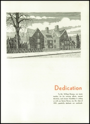 Page 11, 1951 Edition, Salem High School - Witch Yearbook (Salem, MA) online yearbook collection