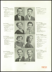 Page 17, 1951 Edition, Salem High School - Witch Yearbook (Salem, MA) online yearbook collection