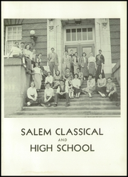 Page 5, 1951 Edition, Salem High School - Witch Yearbook (Salem, MA) online yearbook collection