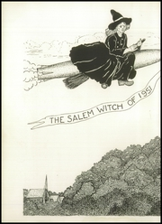 Page 6, 1951 Edition, Salem High School - Witch Yearbook (Salem, MA) online yearbook collection
