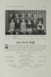 Page 16, 1942 Edition, Methuen High School - Memories Yearbook (Methuen, MA) online yearbook collection