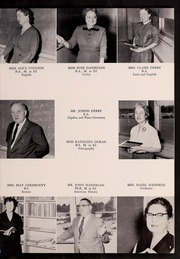 Page 13, 1959 Edition, Methuen High School - Memories Yearbook (Methuen, MA) online yearbook collection