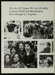 Page 14, 1976 Edition, Methuen High School - Memories Yearbook (Methuen, MA) online yearbook collection