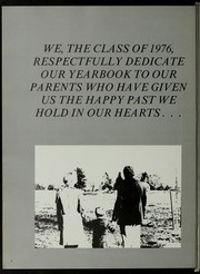 Page 6, 1976 Edition, Methuen High School - Memories Yearbook (Methuen, MA) online yearbook collection