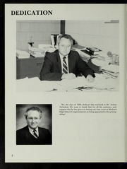 Page 6, 1988 Edition, Methuen High School - Memories Yearbook (Methuen, MA) online yearbook collection