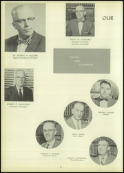Page 10, 1959 Edition, Fitchburg High School - Boulder Yearbook (Fitchburg, MA) online yearbook collection