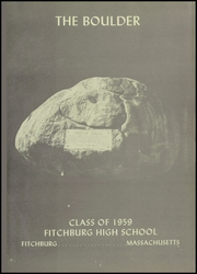 Page 5, 1959 Edition, Fitchburg High School - Boulder Yearbook (Fitchburg, MA) online yearbook collection