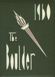 1960 Edition, Fitchburg High School - Boulder Yearbook (Fitchburg, MA)