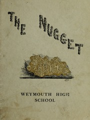 Page 1, 1914 Edition, Weymouth High School - Reflector Yearbook (Weymouth, MA) online yearbook collection