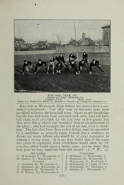 Page 15, 1914 Edition, Weymouth High School - Reflector Yearbook (Weymouth, MA) online yearbook collection