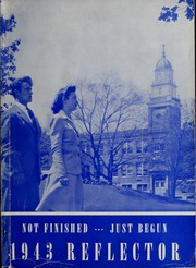 Weymouth High School - Reflector Yearbook (Weymouth, MA) online yearbook collection, 1943 Edition, Page 1