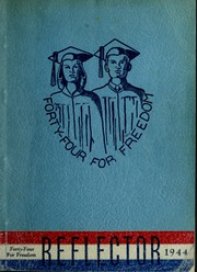 Weymouth High School - Reflector Yearbook (Weymouth, MA) online yearbook collection, 1944 Edition, Page 1