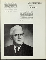 Page 14, 1967 Edition, Weymouth High School - Reflector Yearbook (Weymouth, MA) online yearbook collection