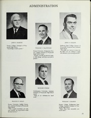 Page 15, 1967 Edition, Weymouth High School - Reflector Yearbook (Weymouth, MA) online yearbook collection