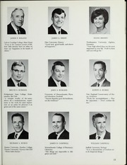 Page 17, 1967 Edition, Weymouth High School - Reflector Yearbook (Weymouth, MA) online yearbook collection