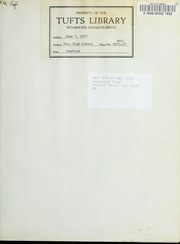 Page 3, 1967 Edition, Weymouth High School - Reflector Yearbook (Weymouth, MA) online yearbook collection