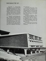 Page 5, 1967 Edition, Weymouth High School - Reflector Yearbook (Weymouth, MA) online yearbook collection