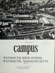 Page 7, 1967 Edition, Weymouth High School - Reflector Yearbook (Weymouth, MA) online yearbook collection