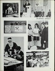 Page 9, 1967 Edition, Weymouth High School - Reflector Yearbook (Weymouth, MA) online yearbook collection